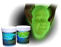 Glow Worm Glows IN The Dark (Phosphorescent Powders)