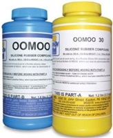 OOMOO® Silicone Rubber - No Scale or Vacuum Chamber Required