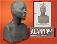 Monster Makers Alanna Head H2.O