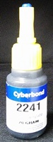 Cyberbond Cyanoacrylate Apollo 2241 Rubber bonding
