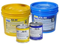 EA-40® Transparent Laminating Epoxy Adhesive- MMM-A-188, Type 111