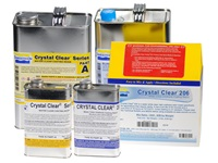 Smooth-On Crystal Clear 206
