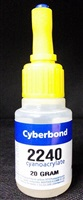 Cyberbond Cyanoacrylate Apollo 2240 - Rubber Bonding
