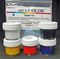 Aqua Color Tester Kit